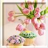 цветы аватары 100х100